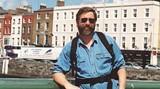 GAIL KRUEGER - Doug Wyatt, on holiday in Dublin.