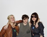 Ex Hex, from left: Laura Harris, Betsy Wright and Mary Timony.