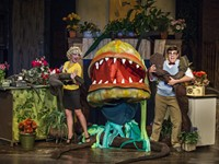 Feed your head with Little Shop of Horrors