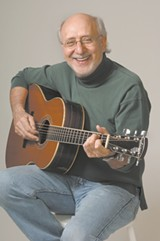 Folk maven Peter Yarrow