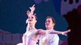 For Savannah Danse Theatre, Joulia Moiseeva is the Sugar Plum Fairy