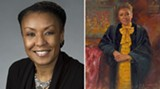 Former State Supreme Court Chief Justice Leah Ward Sears speaks in Savannah Sept. 2