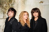 From left: Siblings Neil, Kimberly and Reid Perry, aka The Band Perry.
