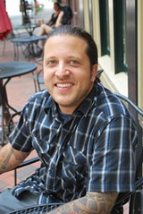 Gabe Reynolds, event producer, is also known as Rock 106.1 DJ Kotter.