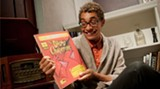 Gabriel Mustin plays Man in Chair in 'The Drowsy Chaperone'