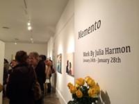 Gallery Hop: Julia Harmon's 'Memento'
