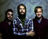 Grammy-nominated Band of Horses will play the Johnny Mercer Theatre April 4, as part of the Savannah Music Festival