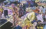 'Habersham & 41st' by Luther Vann