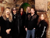 Mark your calendar: Molly Hatchet