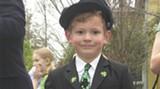 Joe Joe Foran, now age seven (2009)
