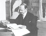 John Nolen at work