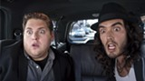 "Jonah Hill and Russell Brand in ""Get Him to the Greek"""