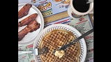 Jonesing for a holiday waffle? Get thee to a Waffle House, stat