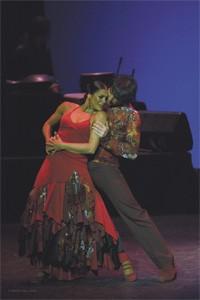 Jose Porcel's Ballet Flamenco