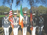 JROTC participation is mandatory for Benedictine freshmen and sophomores, but nearly all upperclassmen opt to stay in