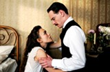 Keira Knightley and Michael Fassbender in director David Cronenberg's 'A Dangerous Method,' which will screen at the 14th annual Savannah Film Festival.