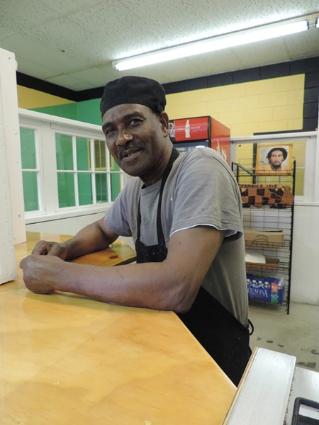 Kingston, Jamaica, native Chef Whenford Williams