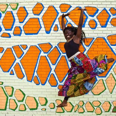 Lady Mahogany Bowers - JON WAITS/@JWAITS