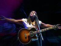 Lady sings the blues: Ruthie Foster