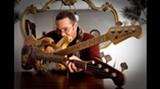 Legendary New Orleans funkmeister George Porter Jr.
