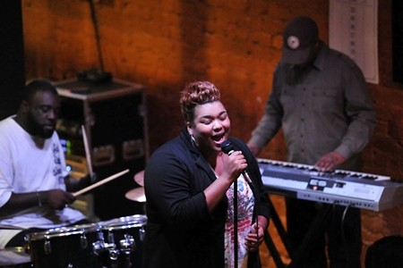 Leslie Adele, Jermaine Baker and Anthony Jones, A Nickel Bag of Funk, Best Local Funk/R&B/Soul Group or Artist