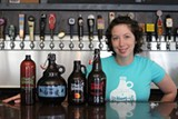 Liz Williams of the Beer Growler
