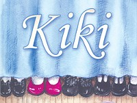 Local author's <i>Kiki and the Red Shoes</i> tells a tale of Greece