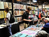 Long live The Savannah Record Fair!