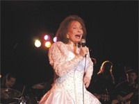 Loretta Lynn at the Shoreline
