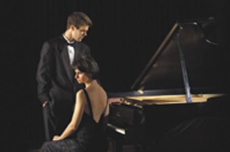 Marina Lomazov & Joseph Rackers