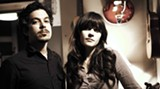 Matt Ward and Zooey Deschanel are She & Him