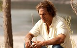 "Matthew McConaughey in ""Mud."""
