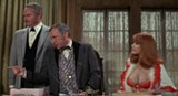 Mel Brooks (center) wrote, directed and co-starred in the 1975 comedy classic 'Blazing Saddles.'