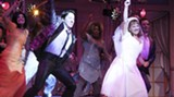 "JAM THEATRICALS - Mike and Jill Zygo get groovy in ""The Wedding Singer."""