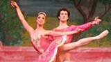 """Nutcracker"" romance dance."