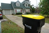 COURTESY CITY OF SAVANNAH - One of the new carts at a southside house