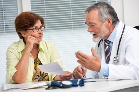 Patients and health care professionals can work as partners in health when they both prepare for each visit, use the Teach-Back Method, set goals together, and follow up to evaluate progress. - PHOTO © ALEXANDER RATHS   DREAMSTIME.COM
