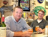 Paul and Michael Childers, local Your Pie franchisees