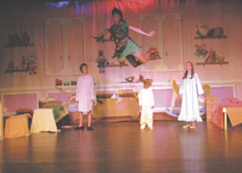 Theater - Peter Pan syndrome
