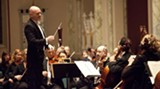 Peter Shannon conducts the Savannah Philharmonic