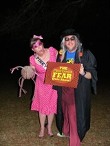 Professor Fear (aka Todd Hanson) and his assistant Pinky (with her brain!) are back for GnomeCon.