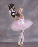 Rebecca Martin will dance the Sugar Plum Fairy role
