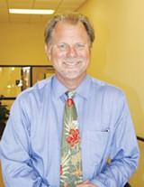 LINDA SICKLER - Rev. Micheal Elliott, president & CEO Union Mission