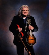 Ricky Skaggs was 15 when bluesgrass legend Ralph Stanley hired him to play with the Clinch Mountain Boys.