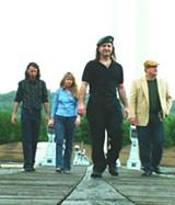 Roger Drawdy & The Firestarters