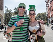 Saint Patrick's Parade Day 2013