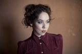 Sarah Jarosz' third album, Build Me Up From Bones, spent six weeks atop Billboard 's Americana chart. The Texas-born musician is 22 years old.