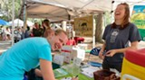 Savannah Food Day is the brainchild of the organizers of the Forsyth Farmers Market