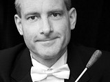 Savannah Orchestra conductor and artistic director William Keith