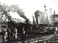 Life, Liberty ships and the pursuit of history
